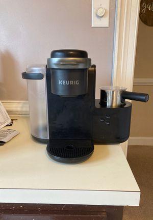 Keurig K-Cafe Coffee Maker for Sale in Chesapeake, VA