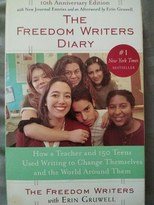 Freedom Writers Diary for Sale in Tampa, FL