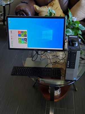 Dell 7010 Desktop PC with Intel Core i7 for Sale in Phoenix, AZ
