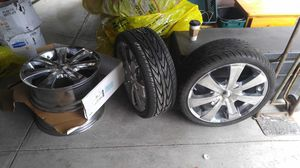 New chrome rims for Sale in Milwaukie, OR