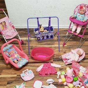 Baby Dolls Bundle for Sale in San Antonio, TX