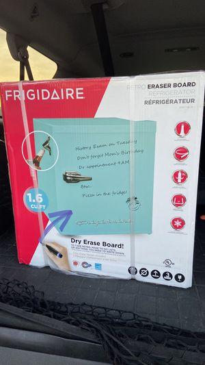 Retro Frigidaire Mini Fridge 🖊 Dry Erase Board for Sale in Houston, TX