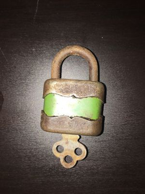 Antique lock for Sale in Palos Heights, IL