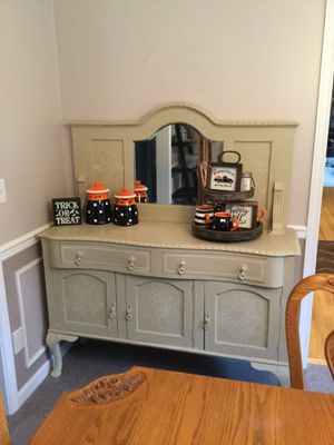 Buffet table, console table, hutch for Sale in Tumwater, WA