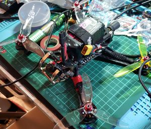 Fpv drone 5in ARMATTAN Rooster 6s ready for Sale in San Diego, CA