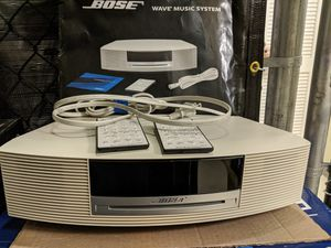 Bose CD Music System with Extra 4 CD Player for Sale in San Diego, CA