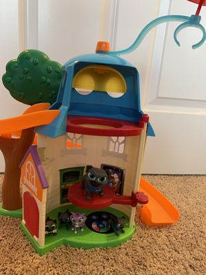 Puppy dog pals play house for Sale in Trenton, NJ