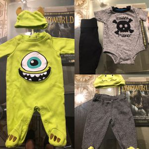 baby clothes (0-3) for Sale in Las Vegas, NV