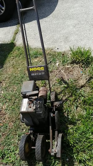 Hogg edger edge n trim heavy duty edger Briggs & Stratton 3hp motor for Sale in Orlando, FL