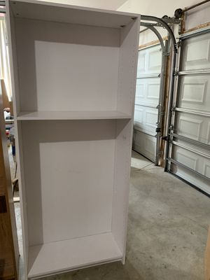 White shelving for Sale in Sterling Heights, MI