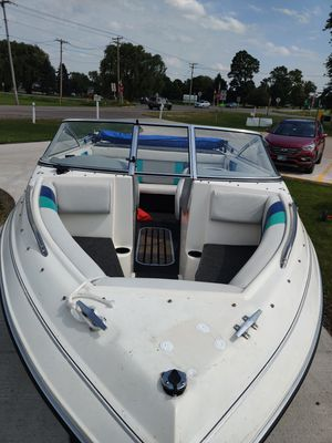 18 ft ebbtide boat for Sale in Orland Park, IL