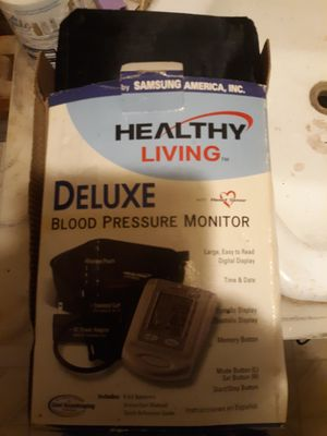 Blood pressure monitor for Sale in Saint Joseph, MO