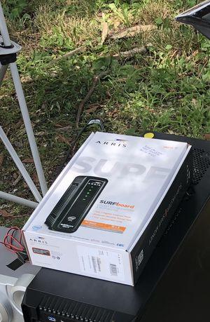 Arris modem/router for Sale in Abingdon, IL