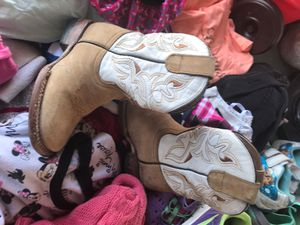 Little girl boots for Sale in Killeen, TX
