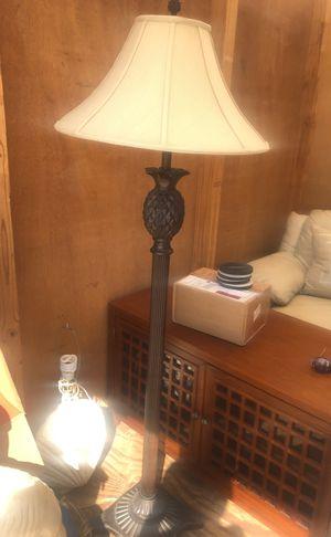 Floor lamp. Pineapples design. for Sale in Jensen Beach, FL