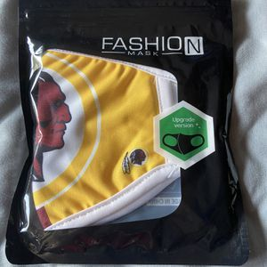 WASHINGTON REDSKINS NFL PROTECTIVE FACE MASK for Sale in Washington, DC