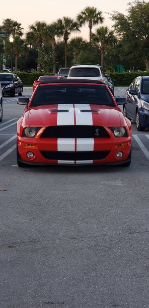 2007 ford Mustang Shelby GT 500 for Sale in Palm City, FL