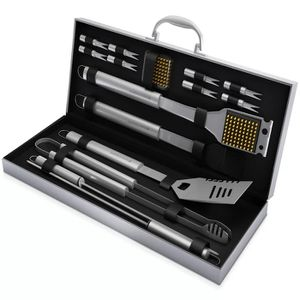 **BRAND NEW** BARBECUE BBQ 16-PIECE GRILLING SET **NEVER USED AND FACTORY SEALED ** $100 VALUE FOR ONLY $80 for Sale in Columbus, OH