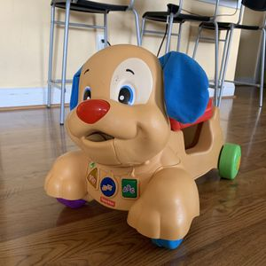 Fisher Price Ride On Puppy for Sale in Silver Spring, MD