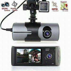 HD Car DVR Dash Cam Video Recorder Dual Lens GPS Camera G-Sensor Night Vision G* for Sale in Los Angeles, CA