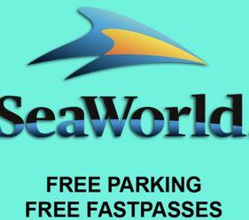 Seaworld Sea World Tickets for Sale in Orlando,  FL