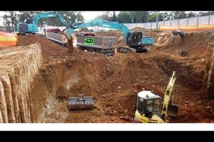 selling EXCAVATION for Sale in Oakland, CA