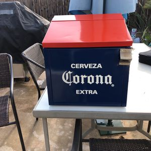 Mini insulated cooler made in Mexico came from Mazatlan very good condition asking 100 for Sale in Lakeside, CA