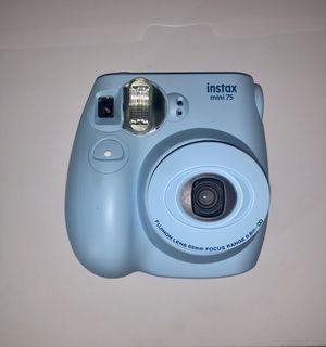 Fujifilm Instax MINI 7s Light Blue Instant Film Camera for Sale in Springfield, VA