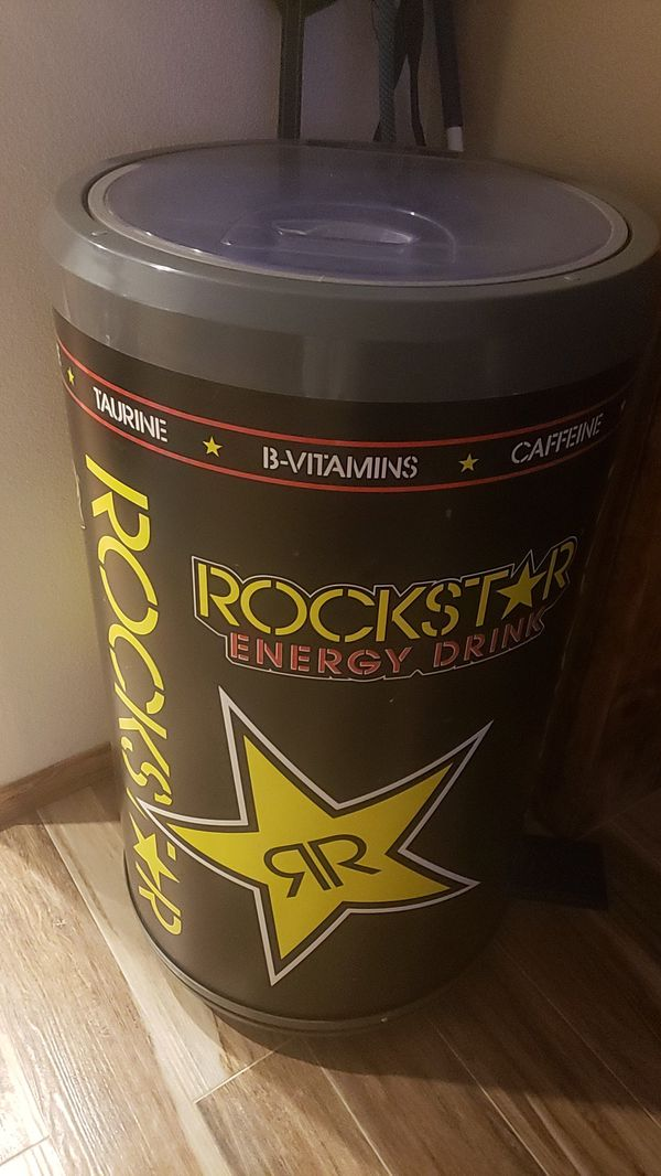 Rockstar electric cooler