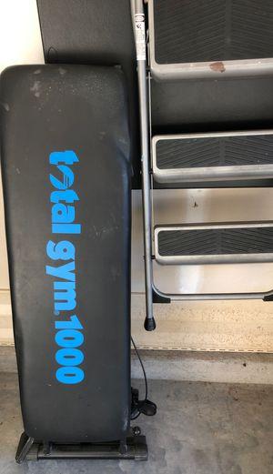 Total gym 1000 for Sale in Garner, NC