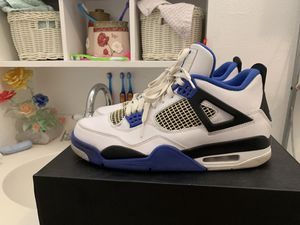 Air Jordan Motorsport 4s size 10.5 for Sale in Houston, TX