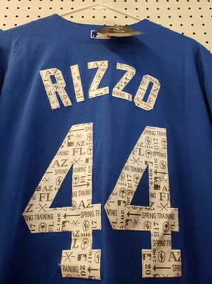 Chicago Cubs Baseball Jersey's - Anthony Rizzo for Sale in San Antonio, TX