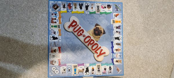 Pugopoly Game