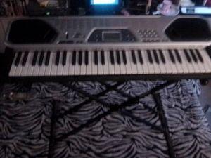 casio 100 song bank keyboard CTF-481 for Sale in El Cajon, CA