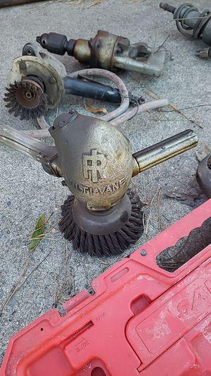 Air compressor wire wheel for Sale in Pemberton, NJ