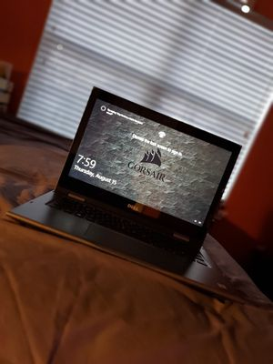 Dell Laptop 2 in 1 for Sale in Humble, TX