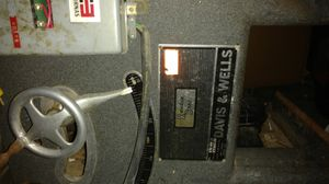 Davis Wells 12 in table saw Google this item for Sale in Silver Spring, MD