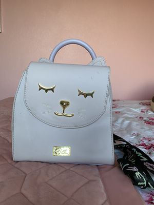 Betsey Johnson Cat Bag/Backpack/Purse for Sale in Chula Vista, CA