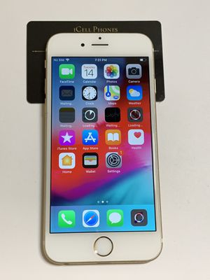 Unlocked iPhone 6 64GB Gold for Sale in San Jose, CA