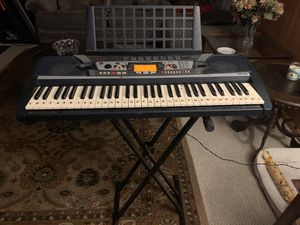 Yamaha grand pro keyboard 🎹 for Sale in Bridgeview, IL