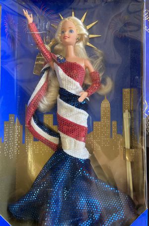 1996 Statue of Liberty Barbie for Sale in Buena Park, CA