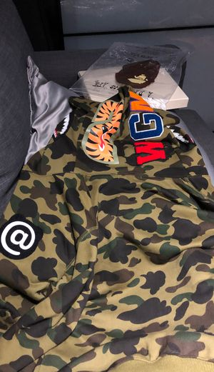 BAPE 1st Camo Shark for Sale in Los Angeles, CA