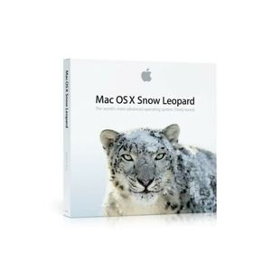 Mac OS X Snow Leopard DVD-ROM full version in original retail box for Sale in San Mateo, CA