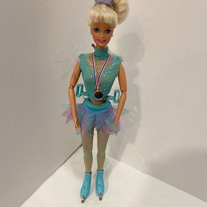 Barbie Olympic Skater Doll for Sale in Laurel, MD