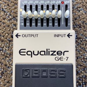 Boss GE-7 Equalizer for Sale in Mesa, AZ