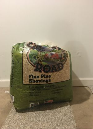 Animal bedding/ pine shavings /gerbil/hamster bedding FREE for Sale in Glen Carbon, IL