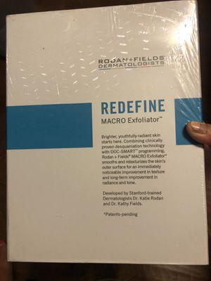 Rodan Fields Redefine Macro Exfoliator-Brand New for Sale in Plantation, FL