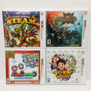 Nintendo 3DS Game Bundle for Sale in Mill Creek, WA