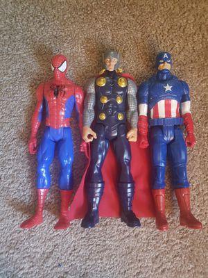 Superhero Toys for Sale in Oceanside, CA