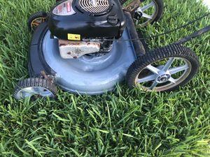 Lawn mower easy push mower $99 cash firm price for Sale in Opa-locka, FL